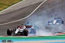 Kimi Raikkonen, Alfa Romeo, Autodromo do Algarve, 2021