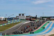 Début, Autodromo do Algarve, 2021