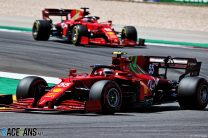 Sainz says top-five finish was possible after first no-score for Ferrari