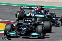 "Bottas has ""no idea"" why he couldn't match Hamilton and Verstappen on medium tyres"