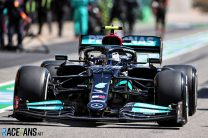 Mercedes admit they called Bottas in too early for final pit stop