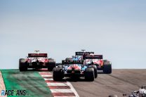 Working group tackling F1's track limits problem