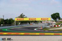 Turn 10, Circuit de Catalunya, 2021
