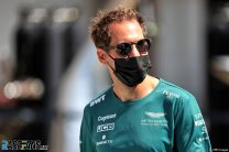 "Aston Martin ""expected to be stronger this year"", Vettel admits"