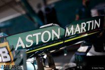 Aston Martin, Circuit de Catalunya, 2021