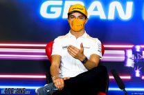 Lando Norris, McLaren, Circuit de Catalunya, 2021