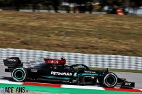 Bottas edges Verstappen, then has near-miss with Sainz