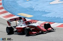 Hauger dominates race three to take win and championship lead