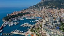 A view of Monaco and the harbour