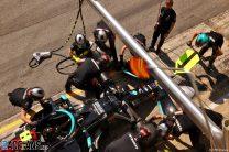 Mercedes, Circuit de Catalunya, 2021