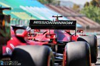 Carlos Sainz Jnr, Charles Leclerc, Ferrari, Circuit de Catalunya, 2021