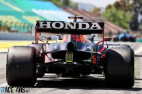 'Bendy' Red Bull wing Hamilton spotted is legal, Horner insists