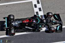 Lewis Hamilton, Mercedes, Circuit de Catalunya, 2021
