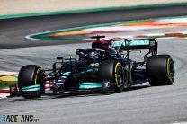 2021 Spanish Grand Prix championship points