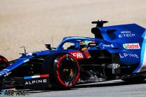 No point changing 2021 car to suit my driving style – Alonso