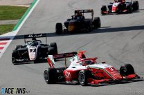 Two crashes between leaders hand Caldwell his first F3 victory