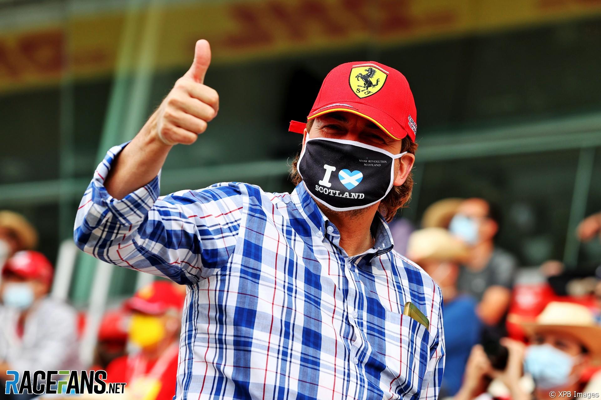 Fan, Circuit de Catalunya, 2021