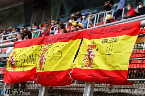 Fans, Circuit de Catalunya, 2021