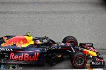 Sergio Pérez, Red Bull, Circuito de Cataluña, 2021