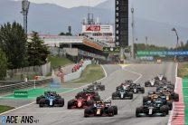 Lanzamiento, Circuit de Catalunya, 2021