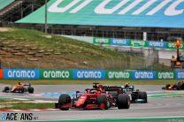 Charles Leclerc, Ferrari, Circuito de Cataluña, 2021
