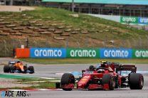 Carlos Science JNR, Ferrari, Circuit de Catalunya, 2021