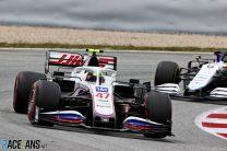 Mick Schumacher, Haas, Circuito de Cataluña, 2021