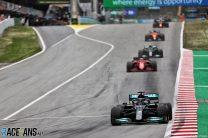 2021 Spanish Grand Prix race result