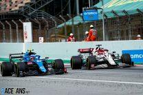 "F1 drivers' defensive moves have become more ""rude"" – Raikkonen"