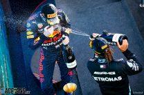 Max Verstappen, Lewis Hamilton, Circuit de Catalunya, 2021