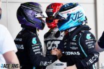 Lewis Hamilton, Valtteri Bottas, Mercedes, Circuit de Catalunya, 2021