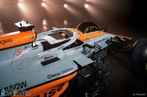 The change which allowed McLaren and other F1 teams to run one-off liveries
