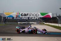 Romain Grosjean, Coyne / Rick Ware, Indianapolis Motor Speedway, 2021