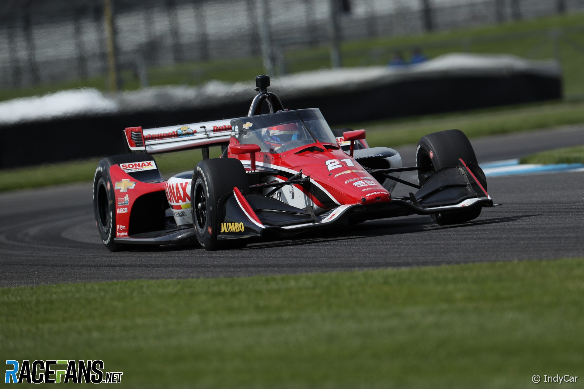 Rinus Veekay, Carpenter, IndyCar, Indianapolis Motor Speedway, 2021
