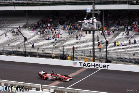 Rinus Veekay, charpentier, IndyCar, Indianapolis Motor Speedway, 2021