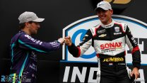 VeeKay denies Grosjean for first IndyCar win at Indianapolis