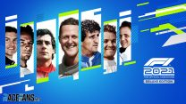 """F1 2021 adds Senna, Schumacher and five more """"icons"""" to My Team mode"""