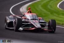 Power at risk of not starting Indy 500 after first day of qualifying