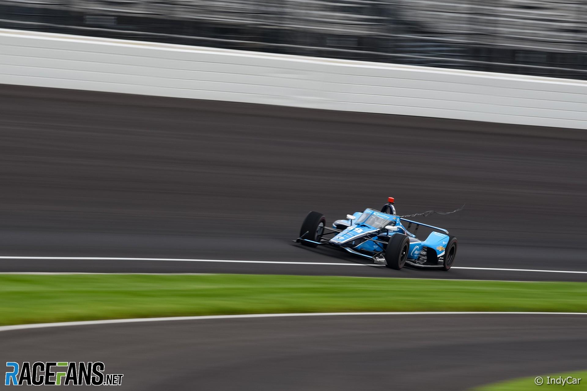 Max Chilton, Carlin, IndyCar, Indianapolis Motor Speedway, 2021
