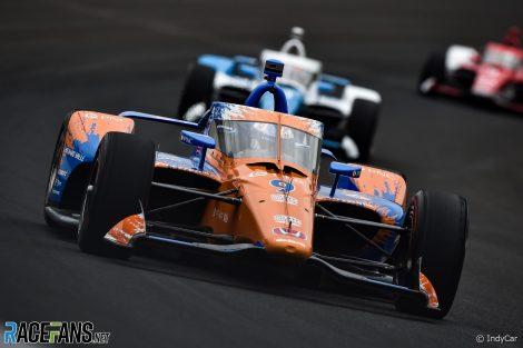 Scott Dixon, Ganassi, IndyCar, Indianapolis Motor Speedway, 2021