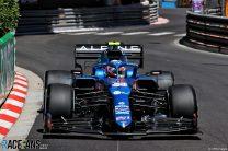 Esteban Ocon, Alpine, Monaco, 2021