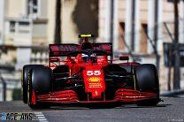 Mercedes drivers see pace-setters Ferrari as genuine contenders in Monaco