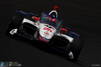 Stefan Wilson, Andretti, Indianapolis Motor Speedway, 2021