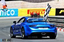 Course car, Monaco, 2021