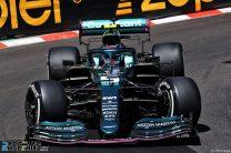 Sebastian Vettel, Aston Martin, Monaco, 2021