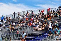 Fans, Monaco, 2021