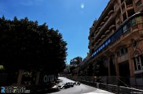 Nicholas Latifi, Williams, Monaco, 2021