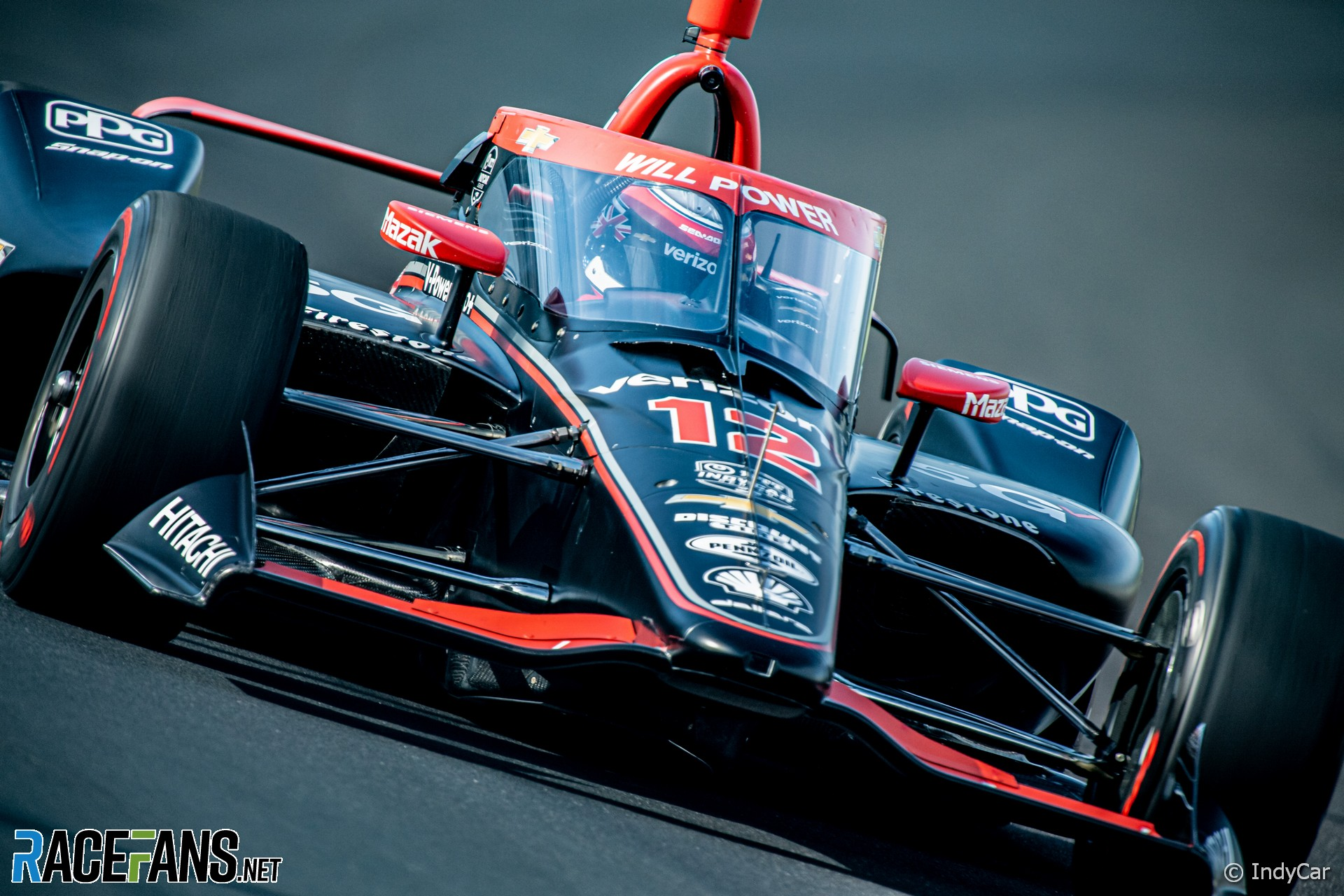 Will Power, Penske, Indianapolis Motor Speedway, 2021