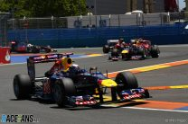 Sebastian Vettel dominates again to win in Valencia