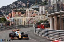 Lando Norris, McLaren, Monaco, 2021